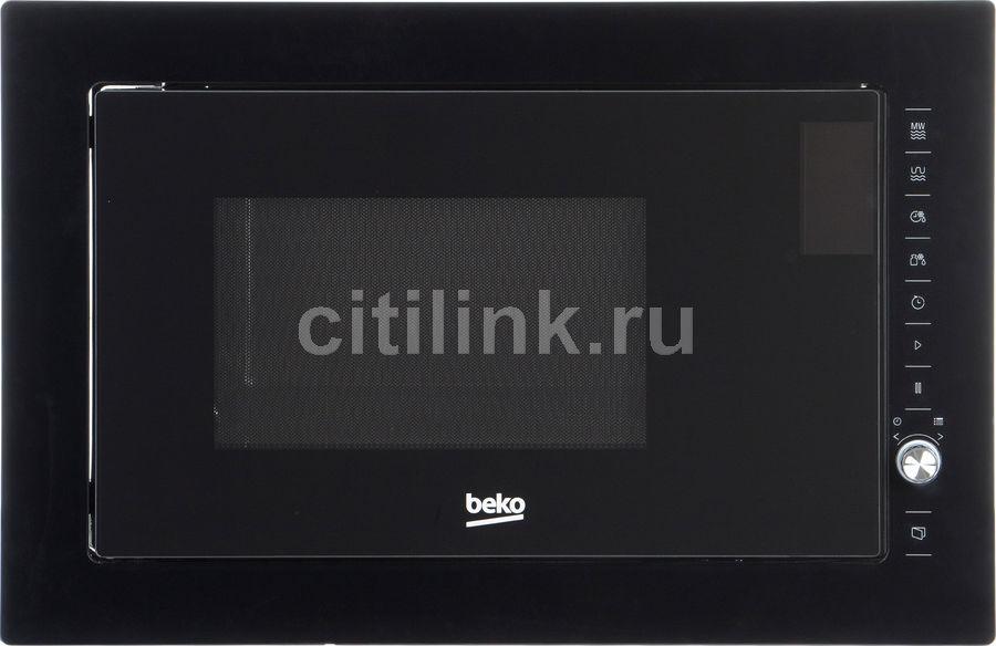Микроволновая Печь Beko MGB25333BG 25л. 900Вт черный (встраиваемая)