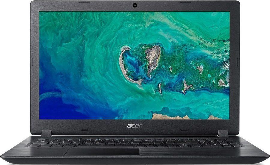 "Ноутбук ACER Aspire 3 A315-21G-68RJ, 15.6"",  AMD  A6  9220e 1.6ГГц, 4Гб, 128Гб SSD,  AMD Radeon  530 - 2048 Мб, Linux, NX.HCWER.020,  черный"