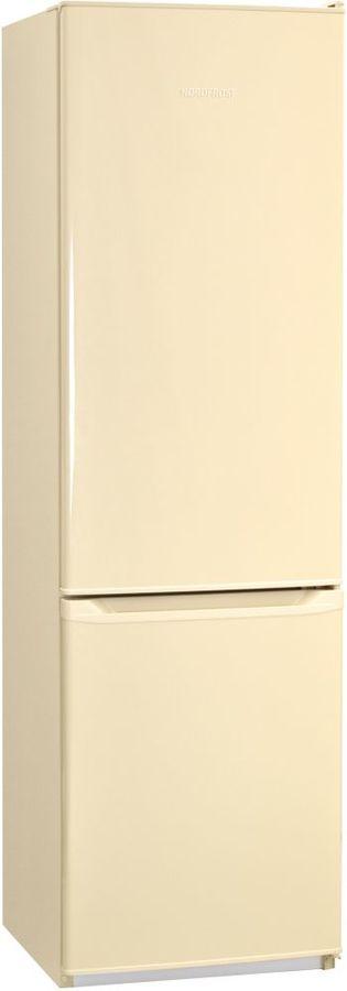 Холодильник NORDFROST NRB 120 732,  двухкамерный, бежевый [00000256569]