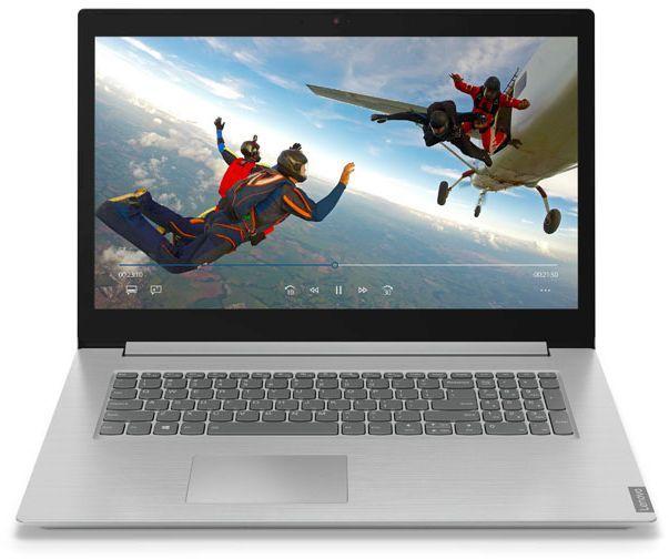 "Ноутбук LENOVO IdeaPad L340-17IWL, 17.3"",  Intel  Core i7  8565U 1.8ГГц, 8Гб, 1000Гб,  128Гб SSD,  Intel UHD Graphics  620, Windows 10, 81M0004ERU,  серый"