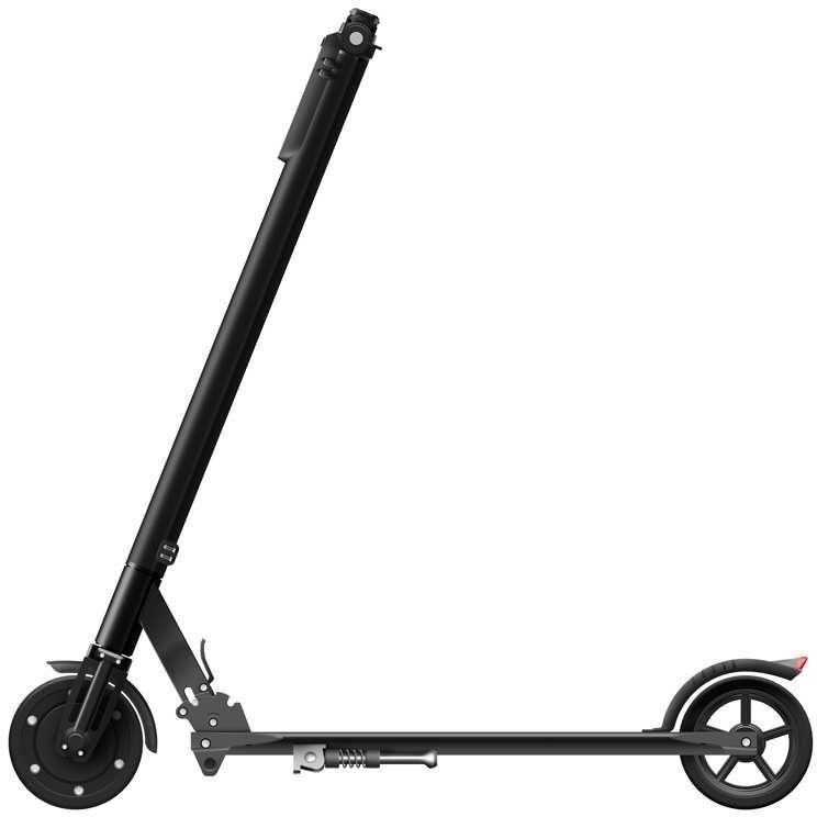 Электросамокат ICONBIT Kick Scooter S65,  4000mAh,  черный [sd-1826k]