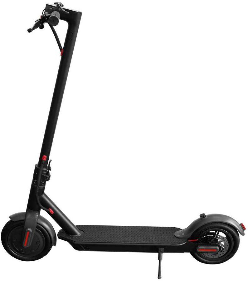 Электросамокат ICONBIT Kick Scooter S85,  6000mAh,  черный [sd-1828k]