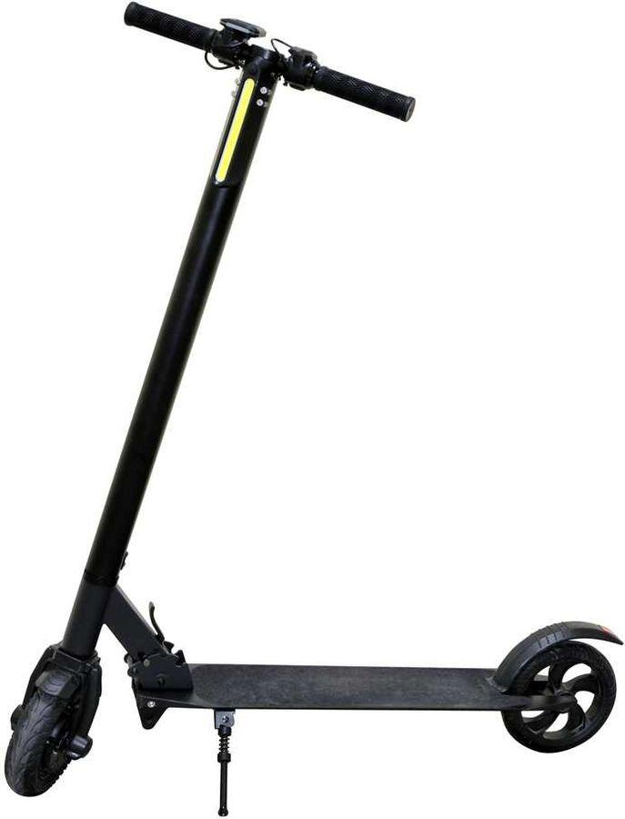 Электросамокат ICONBIT Kick Scooter TT v8,  5200mAh,  черный [ik-1909k]