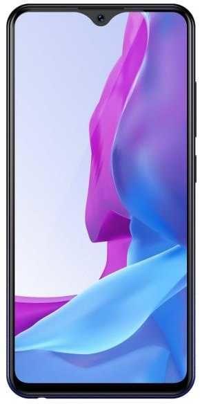 Смартфон VIVO Y93 Lite 32Gb,  черный звездный
