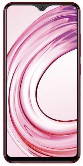 Смартфон VIVO Y91 64Gb,  красный