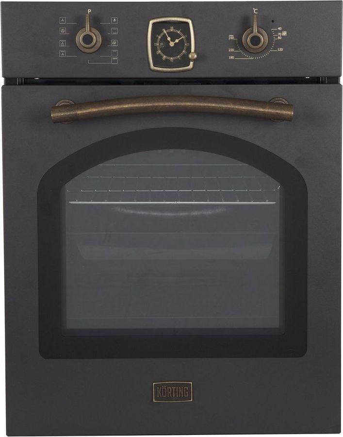 Духовой шкаф KORTING OKB4941CRN,  черный матовый