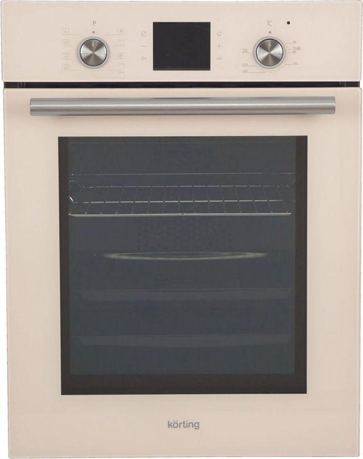 Духовой шкаф KORTING OKB7951CMB,  стекло бежевое