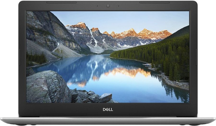 "Ноутбук DELL Inspiron 5570, 15.6"",  Intel  Core i5  7200U 2.5ГГц, 8Гб, 1000Гб,  AMD Radeon  530 - 4096 Мб, DVD-RW, Linux, 5570-1857,  серебристый"