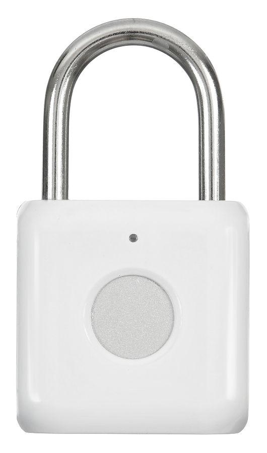 Умный замок DIGMA SmartLock P1, навесной, белый