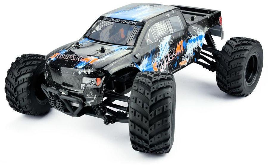 Машина радиоуправляемая HBX Survivor MT