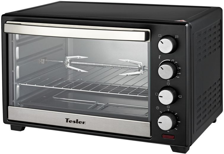 Мини-печь TESLER EOG-6000,  черный
