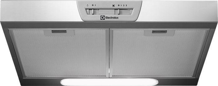 Вытяжка козырьковая Electrolux LFU9216X нержавеющая сталь управление: ползунковое (1 мотор)