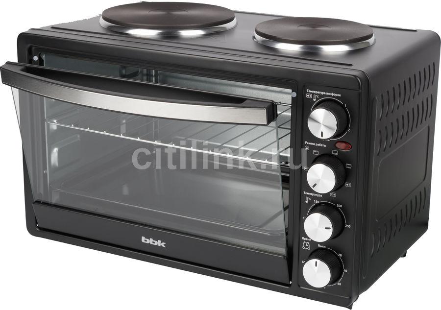 Мини-печь BBK OE3071M-2P C,  черный