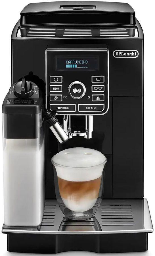 Кофемашина DELONGHI ECAM25.462.B,  черный