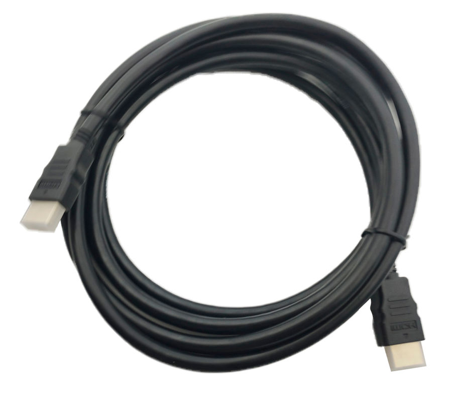 Кабель видео  HDMI (m)  -  HDMI (m) ,  ver 2.0, 3м, черный