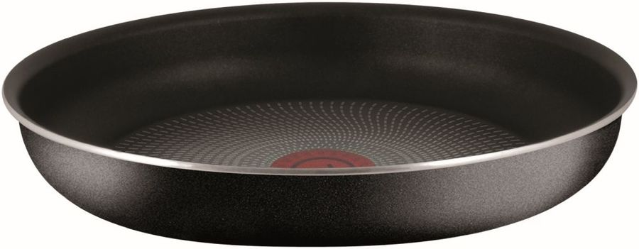 Сковорода TEFAL Ingenio 04193124, 24см, 0см, съемная ручка,  без крышки,  черный [9100036583]