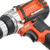 Дрель-шуруповерт PATRIOT BR 204Li LED The One,  2Ач,  с двумя аккумуляторами [180201492] вид 5