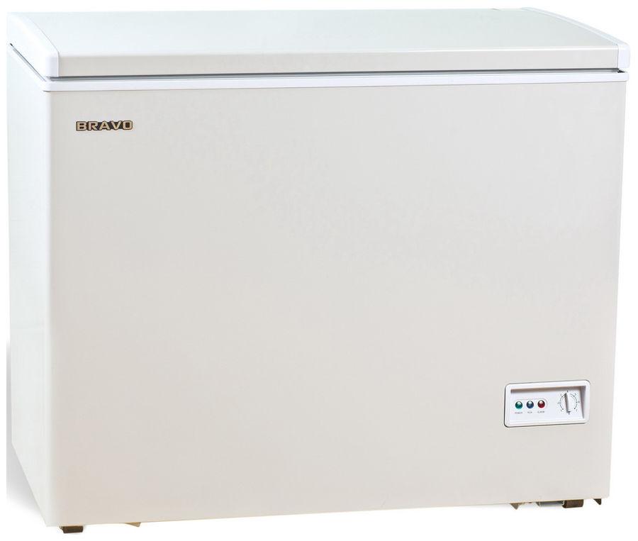 Морозильный ларь BRAVO XF-200 серый [xf-200 gr]