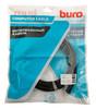 Кабель аудио-видео BURO v. 1.2,  DisplayPort (m)  -  HDMI (m) ,  ver 2.0, 5м, GOLD черный [bhp dpp_hdmi-5] вид 2