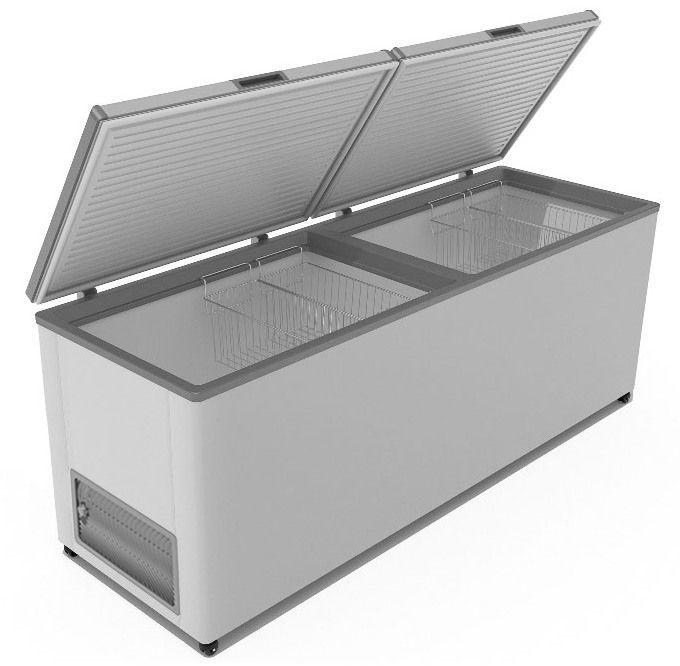 Морозильный ларь FROSTOR F 800 SD белый