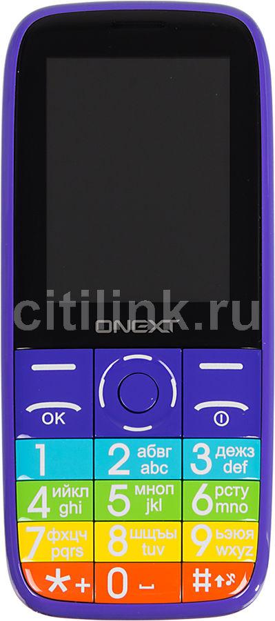 Мобильный телефон ONEXT Lollipop 3G фиолетовый