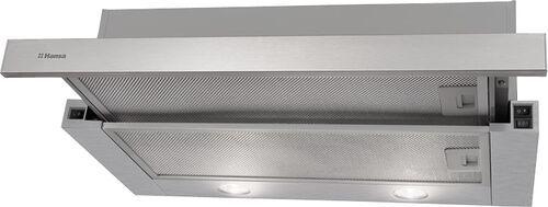 Вытяжка встраиваемая Hansa OTP6243IH нержавеющая сталь управление: кнопочное (1 мотор)
