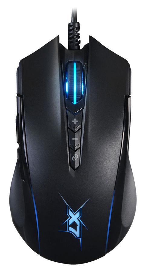 Мышь A4 X89, игровая, оптическая, проводная, USB, черный [x89 (black)]