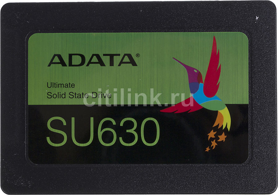 "SSD накопитель A-DATA Ultimate SU630 ASU630SS-240GQ-R 240Гб, 2.5"", SATA III"
