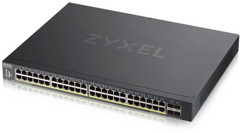 Коммутатор ZYXEL NebulaFlex XGS1930-52HP-EU0101F