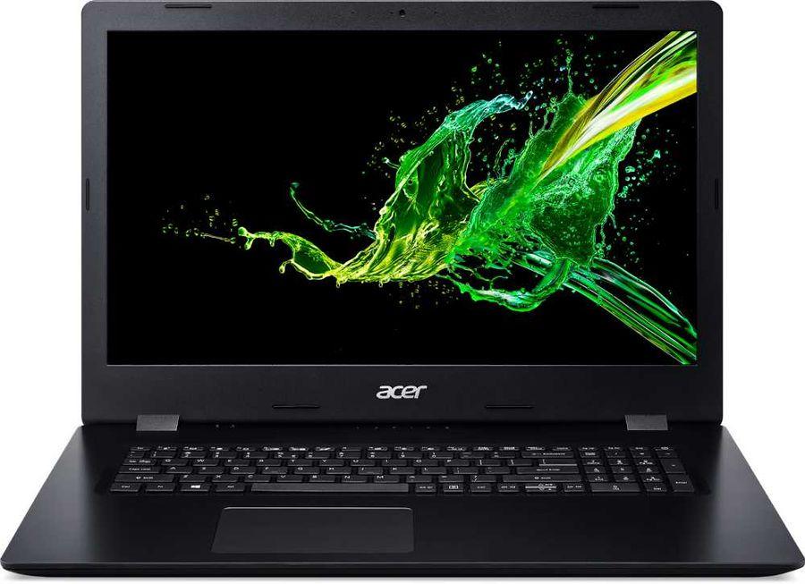 """Ноутбук ACER Aspire A317-51-5025, 17.3"""",  Intel  Core i5  8265U 1.6ГГц, 8Гб, 1000Гб,  Intel UHD Graphics  620, Linux, NX.HEMER.005,  черный"""