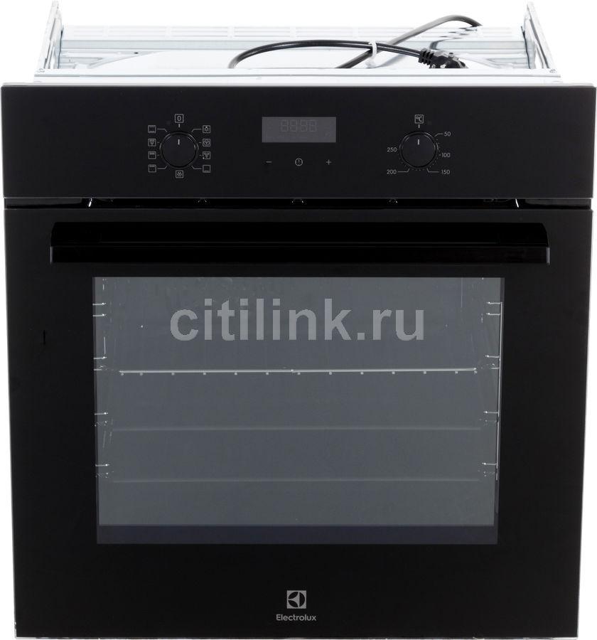 Духовой шкаф ELECTROLUX OEF5C50Z,  черный