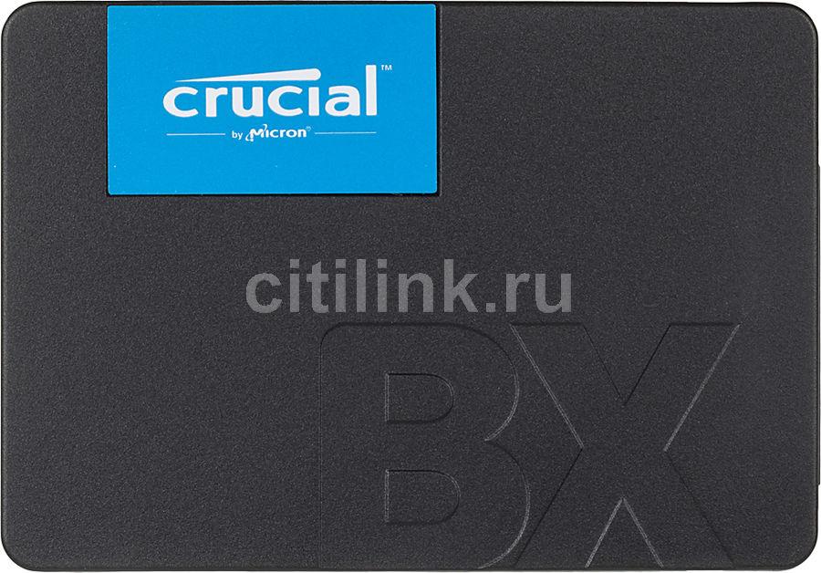 "SSD накопитель CRUCIAL BX500 CT960BX500SSD1 960Гб, 2.5"", SATA III"