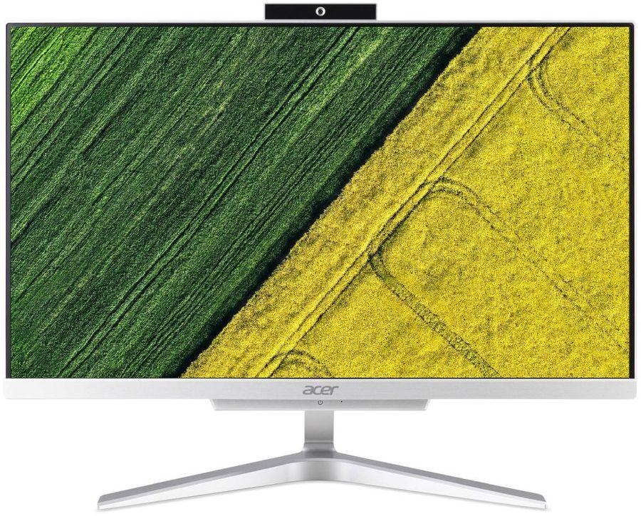 "Моноблок ACER Aspire C24-865, 23.8"", Intel Core i5 8250U, 8Гб, 1000Гб, 128Гб SSD,  Intel UHD Graphics 620, Endless, серебристый [dq.bbuer.013]"