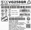 """Монитор игровой ASUS VG258QR 24.5"""" черный [90lm0453-b01370] вид 12"""