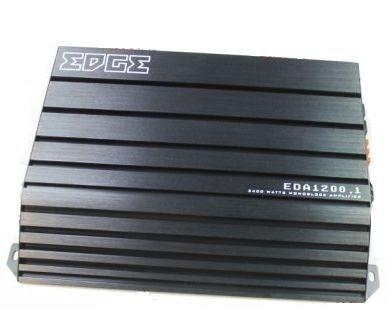 Усилитель автомобильный EDGE EDA1200.1-E8