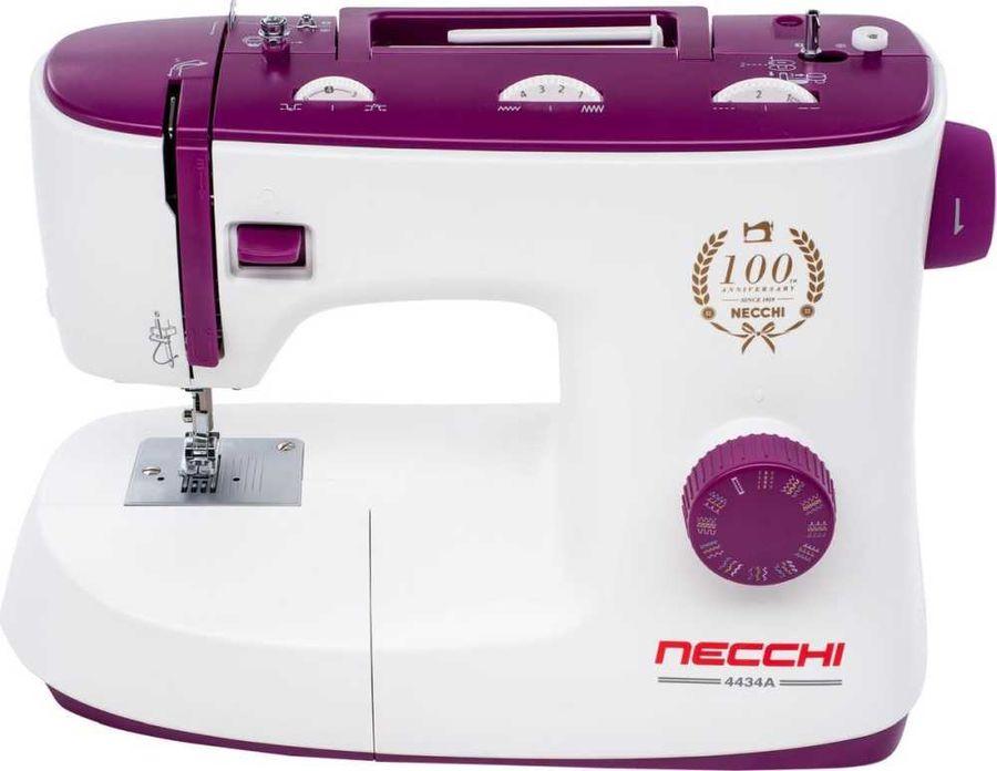 Швейная машина NECCHI 4434A белый