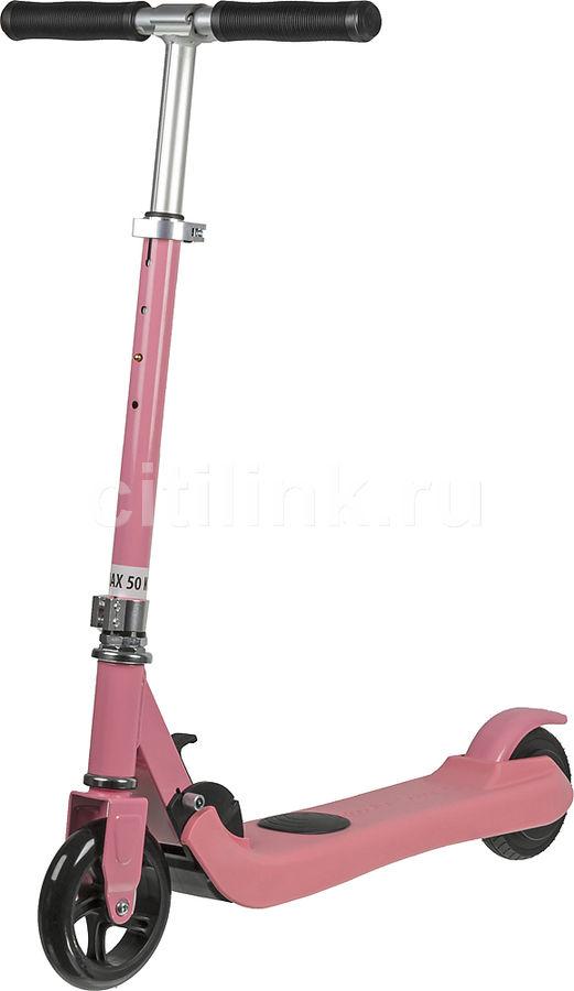 Электросамокат ICONBIT Unicorn,  2000mAh,  розовый [ik-1903p]