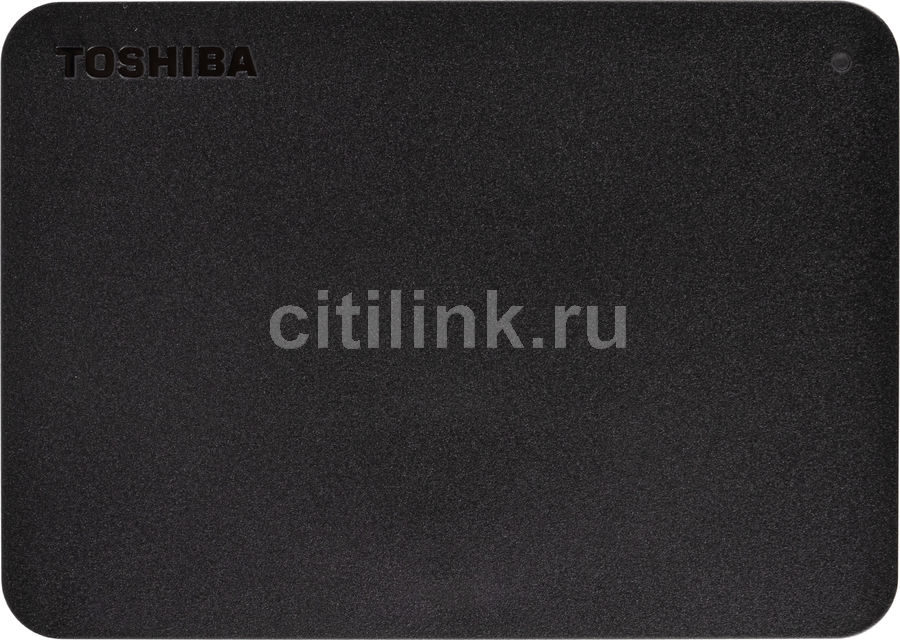 Внешний жесткий диск TOSHIBA Canvio Basics HDTB440EK3CA, 4Тб, черный