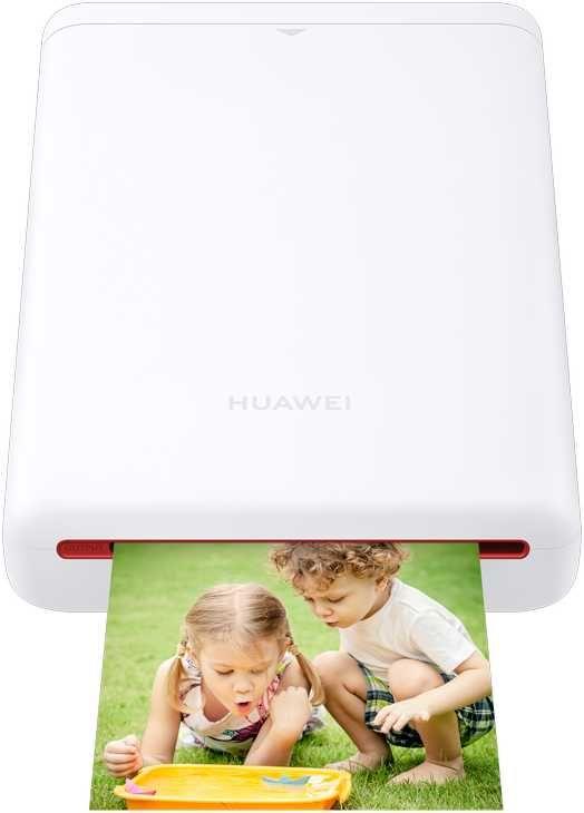 Компактный фотопринтер HUAWEI CV80,  белый