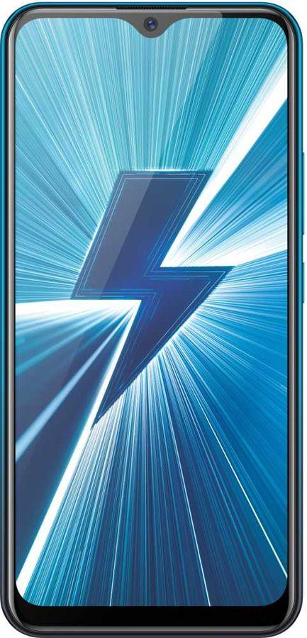 Смартфон VIVO Y17 64Gb,  синий аквамарин