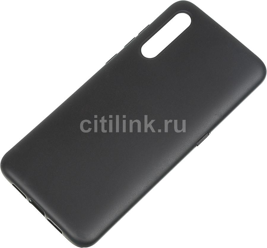 Чехол (клип-кейс)  Borasco Hard Case, для Xiaomi Mi 9, черный [36783]