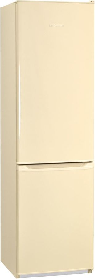 Холодильник NORDFROST NRB 110NF 732,  двухкамерный, бежевый [00000256548]