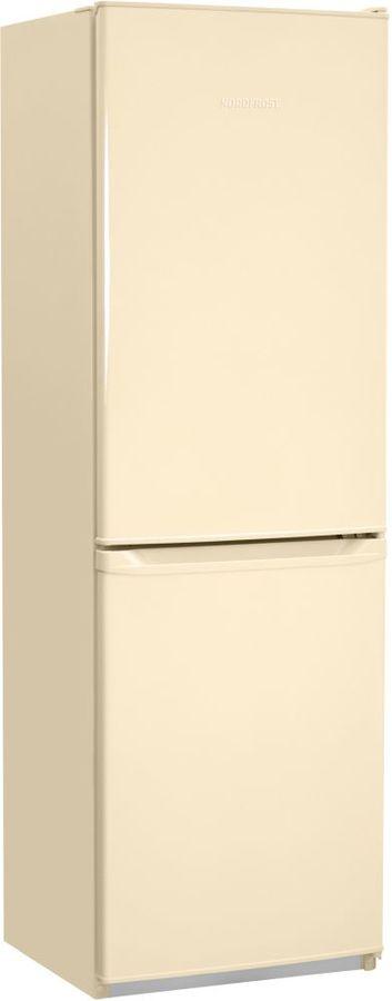 Холодильник NORDFROST NRB 119NF 732,  двухкамерный, бежевый [00000256560]