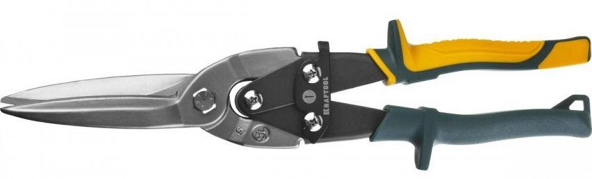 Ножницы по металлу Kraftool 2328-SL