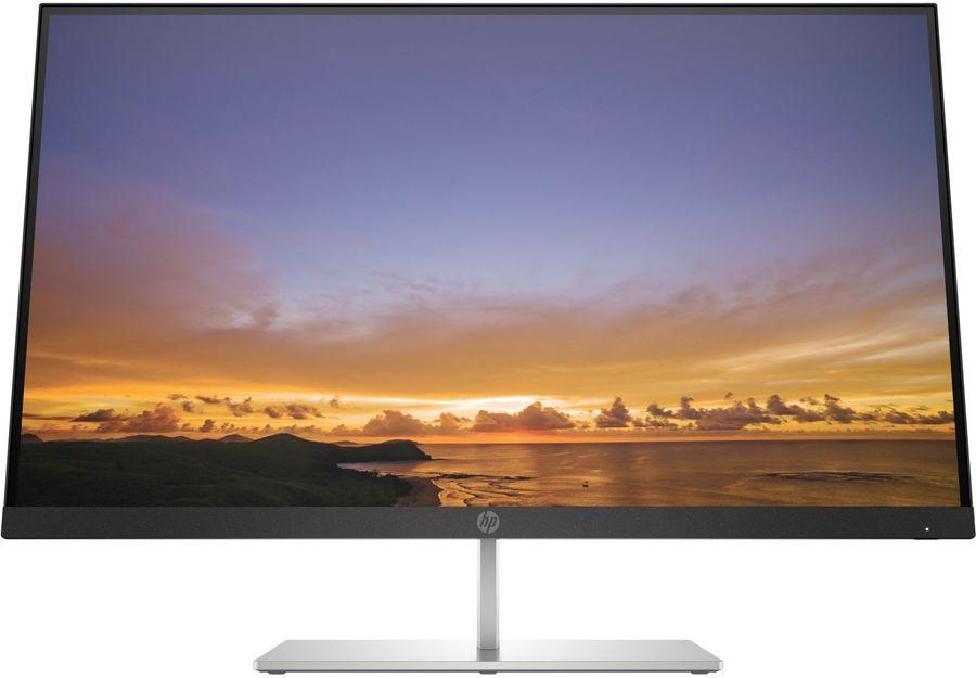 """Монитор HP Pavilion Quantum Dot 27"""", черный и серебристый [5dq99aa]"""