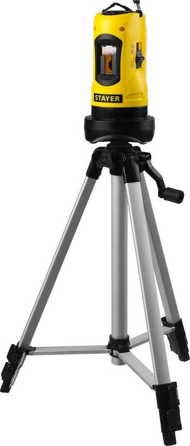 Лазерный нивелир STAYER 34960-H2