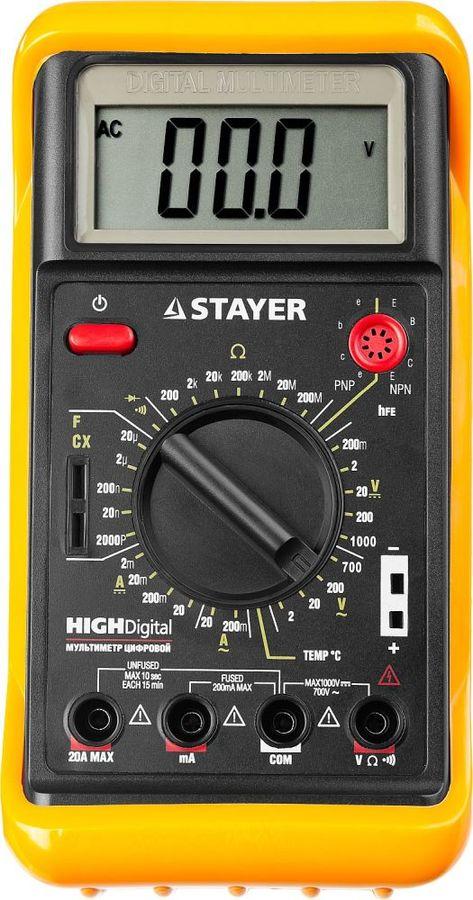 Мультиметр STAYER 45320-T