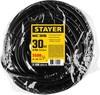 Удлинитель силовой Stayer 55028-30 3x1.5кв.мм 1розет. 30м ПВС без катушки черный вид 7