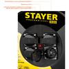 Удлинитель силовой Stayer 55076-30 3x2.5кв.мм 4розет. 30м КГ катушка черный вид 8