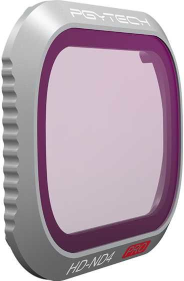 Фильтр оптический для квадрокоптера Pgytech HD-ND4 P-HAH-013 для DJI Mavic 2 Pro